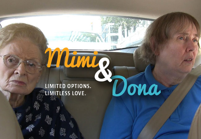Mimi and Dona Image